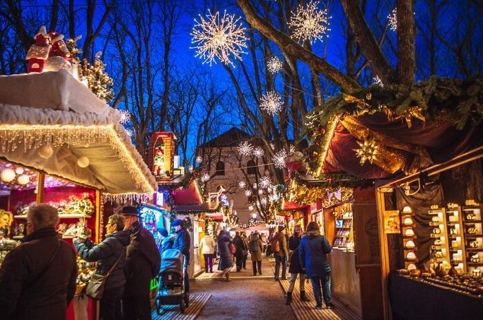 Khám phá Ẩm thực Thụy Sĩ Giáng sinh và Năm mới