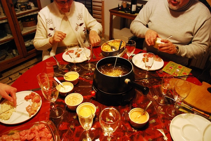 Discover Swiss Cuisine Christmas and New Year