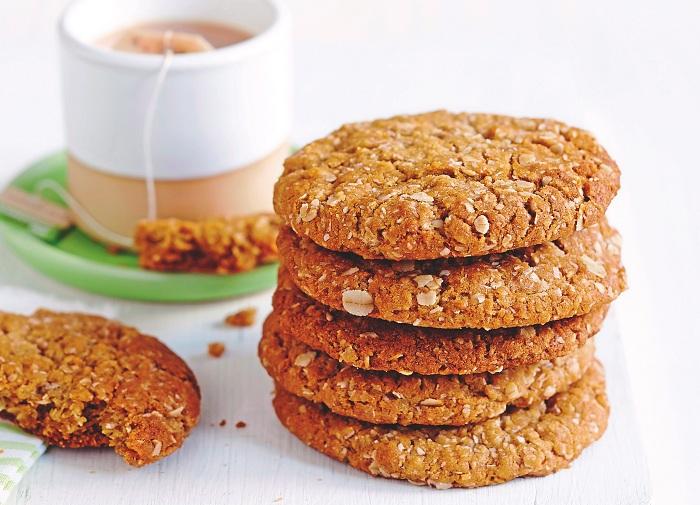 Bánh Anzac Biscuits New Zealand có gì ngon?
