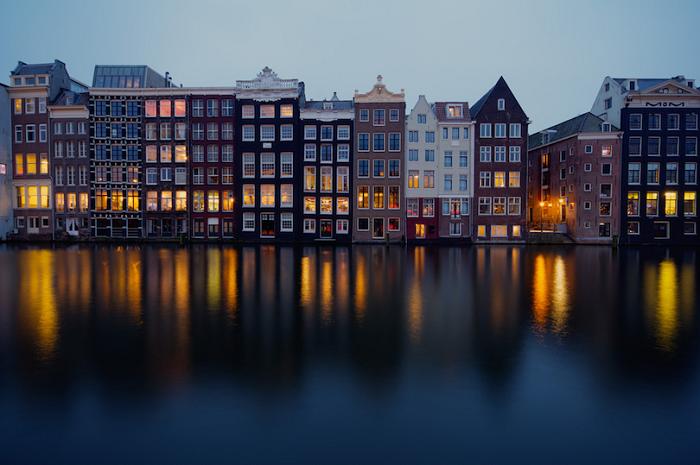 Địa điểm chụp hình ở Hà Lan