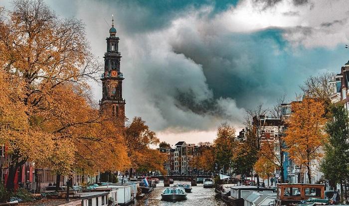 địa điểm chụp ảnh ảo tại Hà Lan