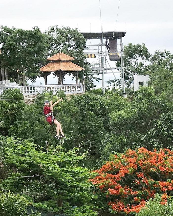 Kinh nghiệm du lịch Khu du lịch Hồ Mây Vũng Tàu từ A - Z