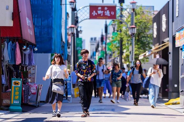 Kinh nghiệm du lịch Kamakura Nhật Bản