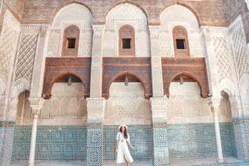 Du lịch thành phố Fes, một phần lịch sử hào hùng của Maroc