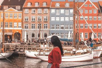 Đẹp mê hồn với những thị trấn tại Thụy Điển