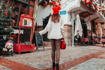 Chợ giáng sinh Strasbourg - Khu chợ Giáng sinh nhộn nhịp nhất Châu Âu