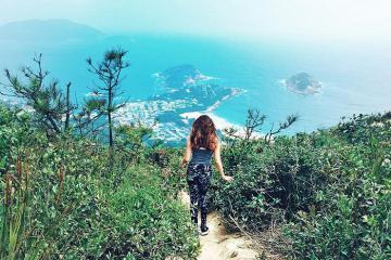 Cung đường Dragon's Back – con đường leo núi đẹp nhất Hong Kong