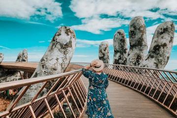 'Giắt túi' kinh nghiệm du lịch Bà Nà Hills siêu chi tiết