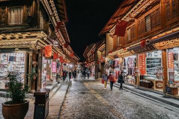 Đi du lịch Vân Nam nhớ phải check-in bằng đủ 9 điểm đến mộng mơ này nhé!