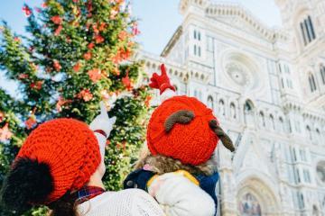 Dạo một vòng quanh các thành phố lớn ở Ý trong dịp lễ Giáng Sinh