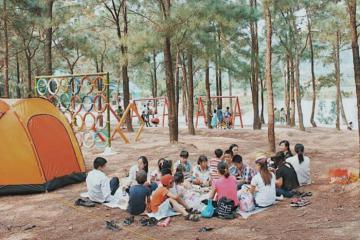Khám phá khu du lịch sinh thái Bản Rõm - địa điểm chơi vui cho nhóm bạn