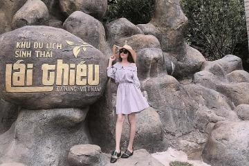 Cùng hội bạn thân oanh tạc khu du lịch sinh thái Lái Thiêu Đà Nẵng
