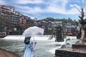 Đi du lịch Trung Quốc mặc gì cho phù hợp để check-in 4 mùa?