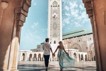 Từ A - Z kinh nghiệm du lịch Maroc - viên ngọc quý của Bắc Phi