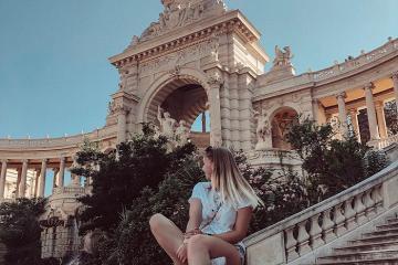 Ngây ngất trước vẻ đẹp thơ mộng của lâu đài nước Palais Longchamps ở Pháp