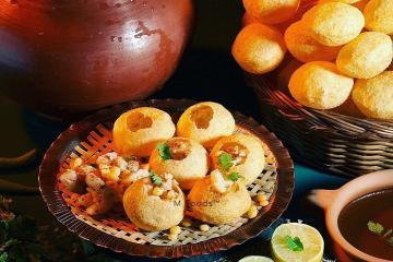 Ngây ngất với ẩm thực đường phố Ấn Độ (P1)