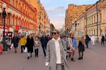 Đến phố cổ Arbat khám phá nét đặc sắc của văn hóa Nga