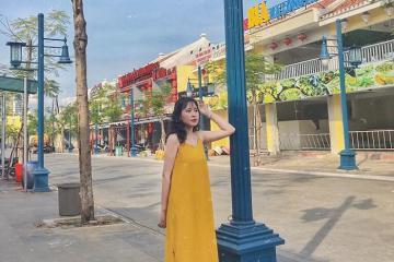 Phố cổ Bãi Cháy: Điểm check-in mới cho giới trẻ Quảng Ninh