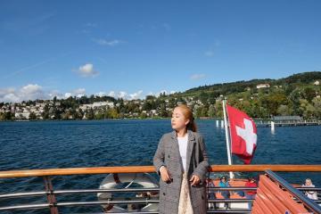 Review du lịch Thụy Sĩ 5N4Đ của cô gái Việt