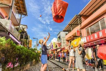 Tổng hợp những lễ hội đèn lồng ở Đài Loan đẹp ngất ngây lòng người