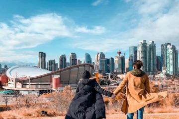 Du lịch Calgary khám phá 'thành phố xanh' đáng sống của Canada