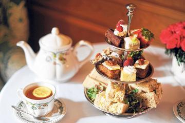 Trải nghiệm văn hóa trà chiều của người Anh - tinh hoa ẩm thực hoàng gia