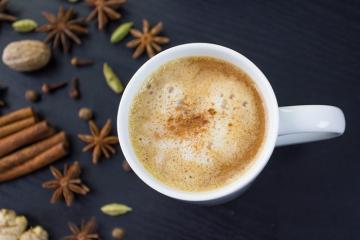 Mê mẩn với hương vị trà sữa Masala Chai Ấn Độ