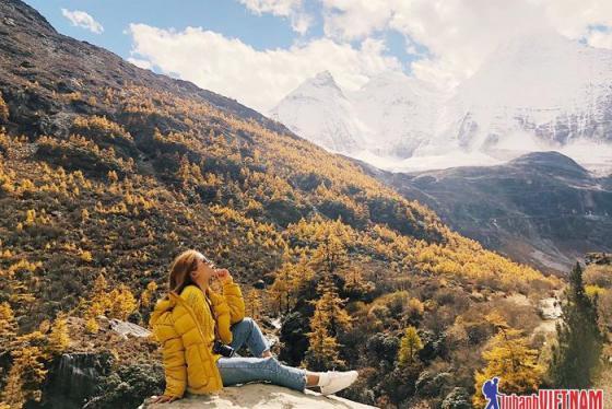 Review du lịch Á Đinh khám phá chốn bồng lai bên rìa Tây Tạng