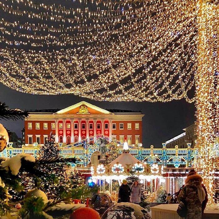 Du lịch Nga tháng 12 đón năm mới