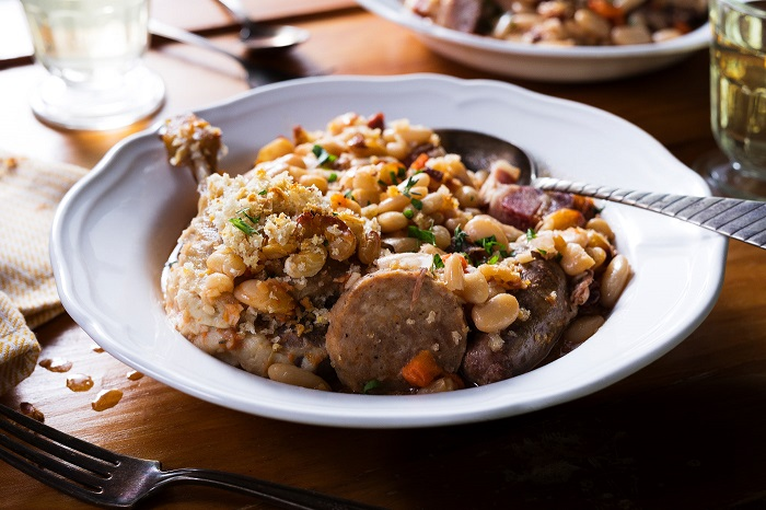 Cassoulet - French culinary culture