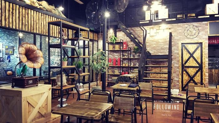 Gu Coffee & More Nha Trang is a beautiful cafe in Nha Trang