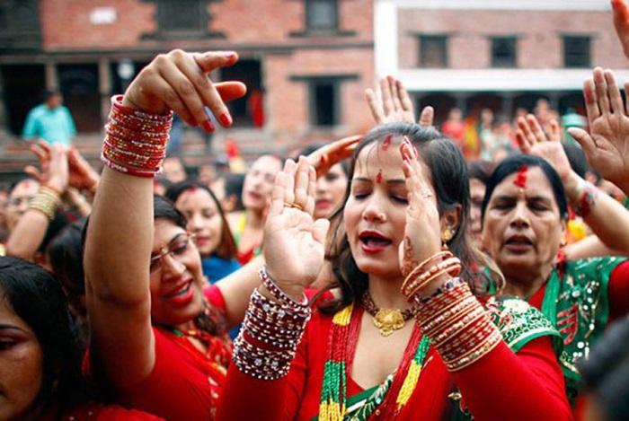 Lễ hội Haritalika Teej - Lễ hội ở Nepal