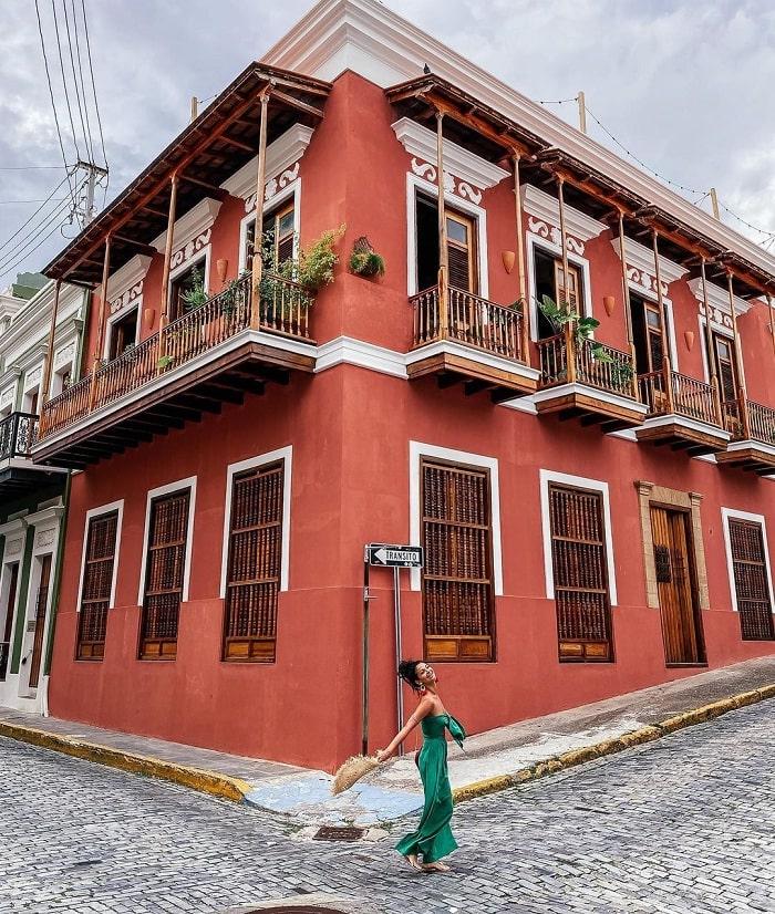Old San Juan - địa danh gắn với lịch sử Mỹ