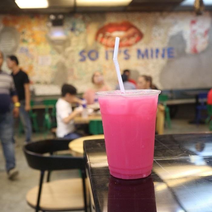 Nước Bandung - Đồ uống ngon ở Malaysia