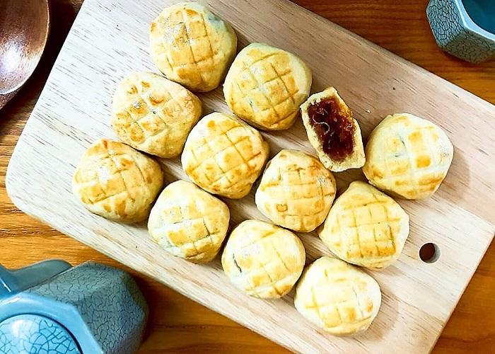 Du lịch Đài Loan mua gì làm quà để ý nghĩa và độc đáo - bánh dứa