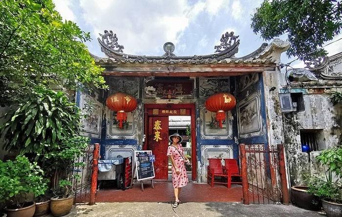 View of Sol Heng Tai Villa