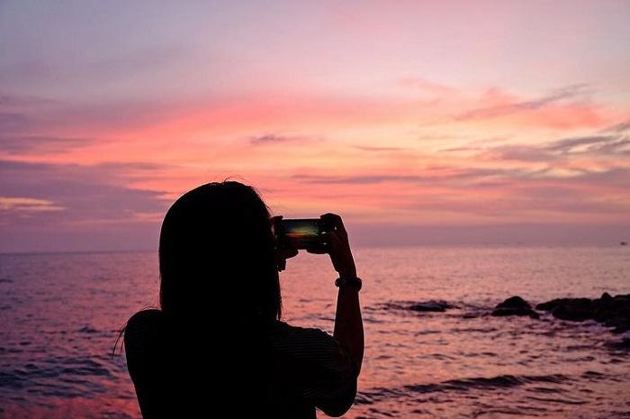 bình minh - khung cảnh lung linh tại Bãi Dứa Vũng Tàu