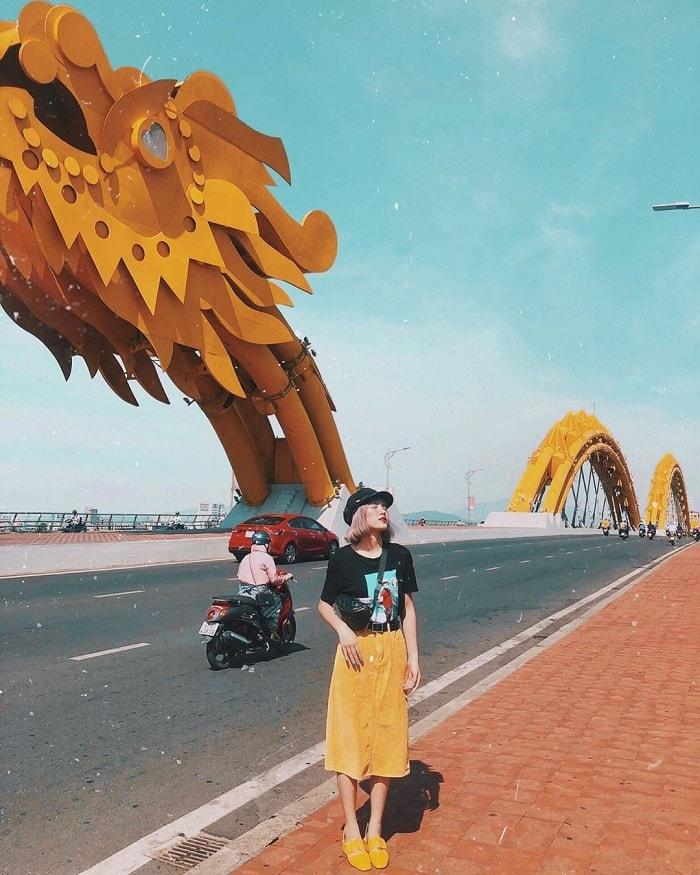 Địa điểm du lịch Tết Dương Lịch 2021 không thể quên nhắc đến Đà Nẵng