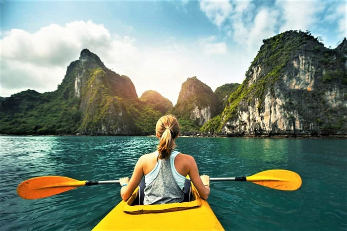 Weight loss diet while traveling - exercise