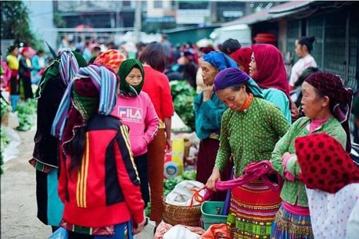 Nhắc đến các phiên chợ Hà Giang không thể quên nhắc chợ phiên Đồng Văn