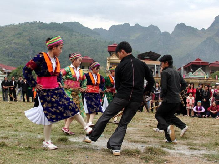 Chợ tình Khâu Vai là một trong những chợ phiên Hà Giang lãng mạn nhất