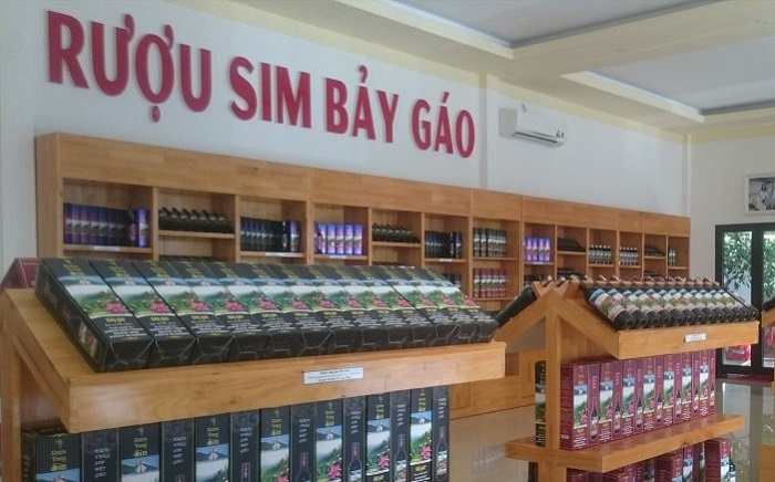 Phu Quoc sim wine production establishment - Bay Gao establishment