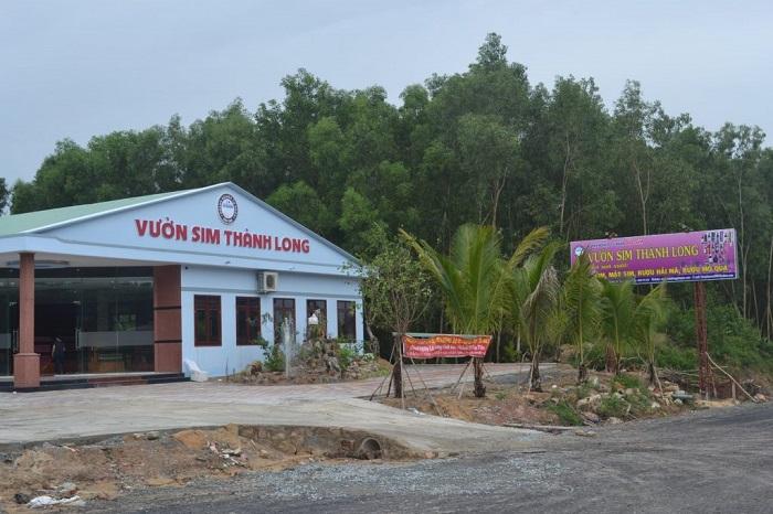 Phu Quoc sim wine production establishment - Thanh Long establishment