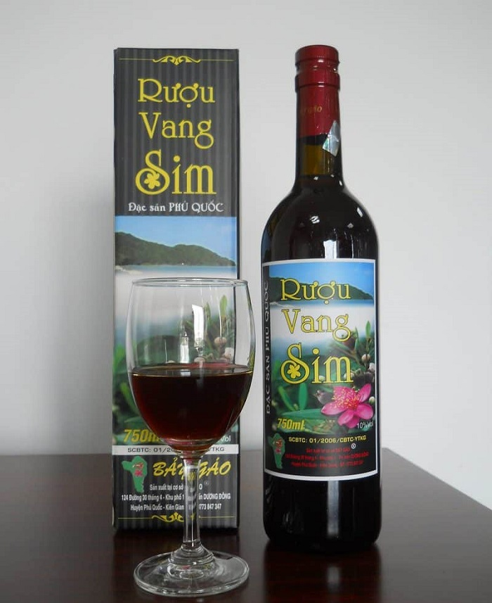 Phu Quoc sim wine production facility - what's special