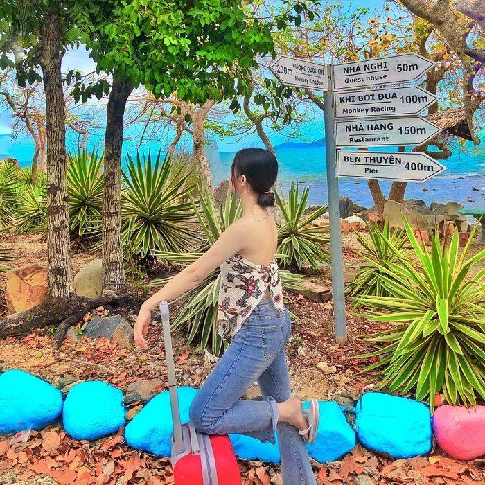 Đầm Nha Phu là điểm du lịch ở Ninh Hòa đẹp ấn tượng
