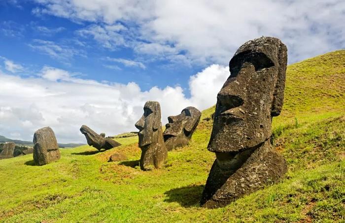 Đảo Phục sinh - Top những địa điểm bí ẩn nhất trên thế giới