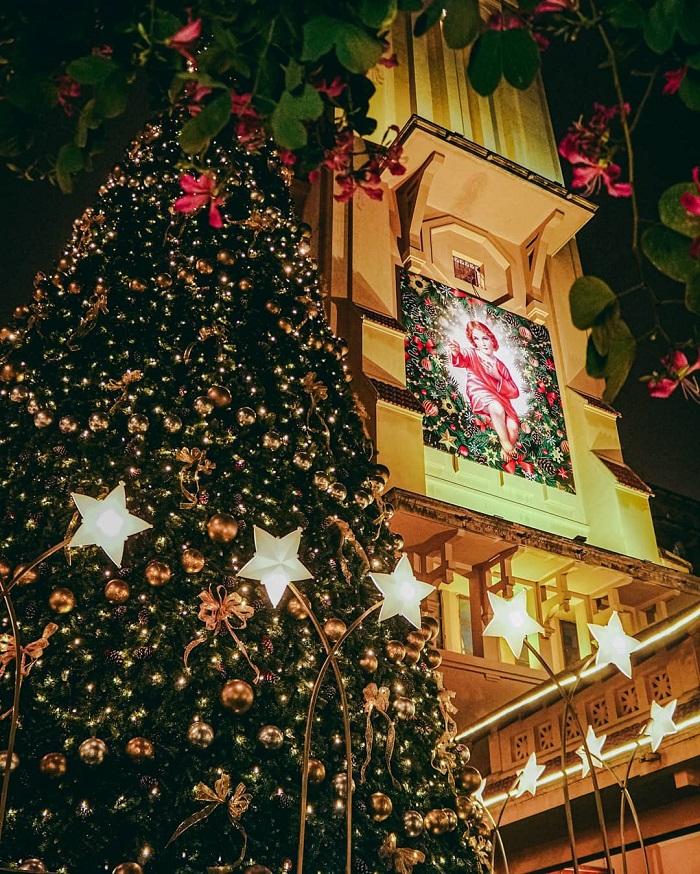 địa điểm chụp ảnh Giáng Sinh tại Hà Nội-Nhà thờ cửa bắc