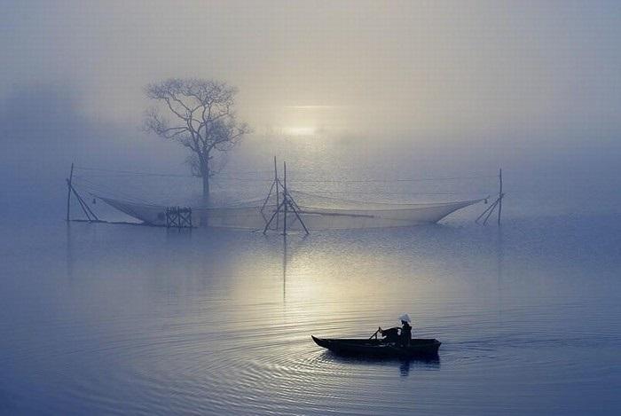 địa điểm du lịch Đức Trọng - khung cảnh thơ mộng hồ Đại Ninh
