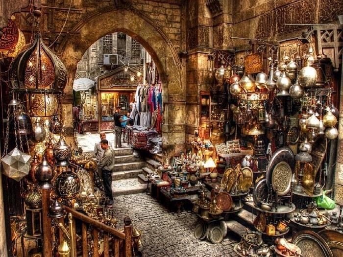 Mua gì khi du lịch Ai Cập - Đồ cổ