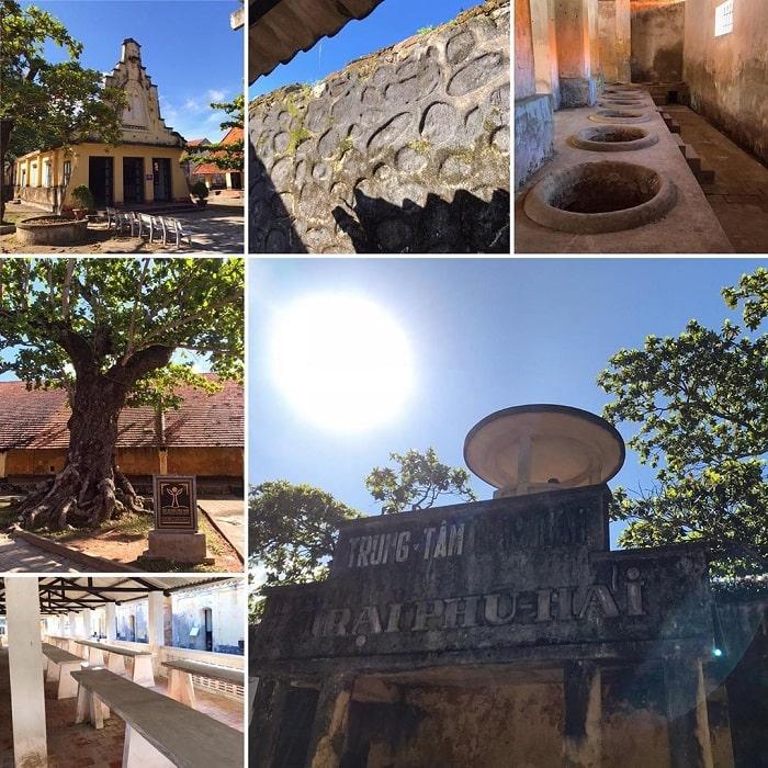 du lịch Côn Đảo từ Hà Nội - thăm nhà tù Phú Hải